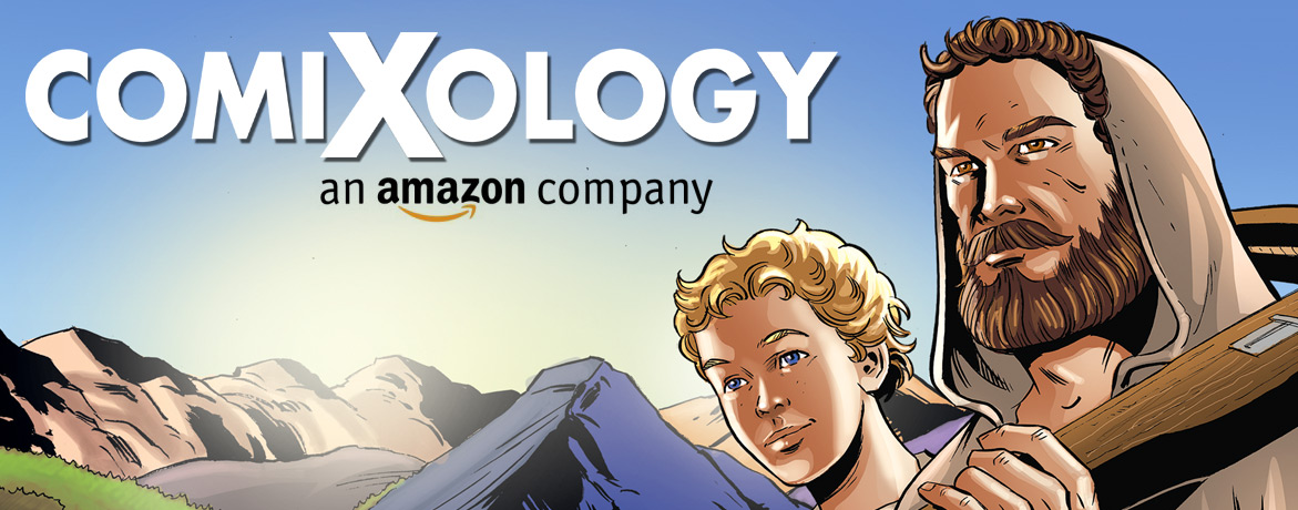 Guillaume Tell chez Comixology !